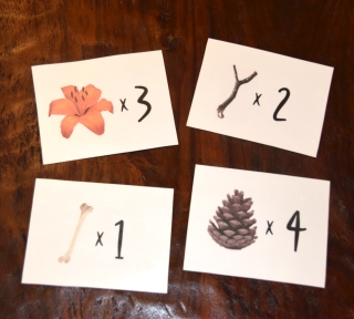 Room on the Broom Inspired Scavenger Hunt Cards