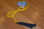 Yellow Jump Rope
