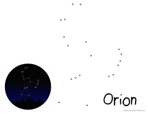Orion Worksheet
