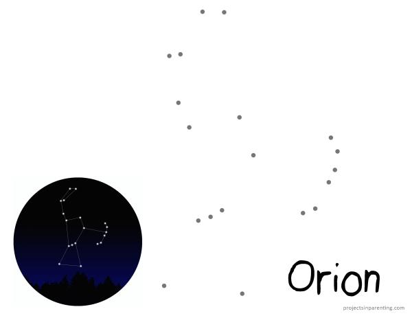 Orion Worksheet