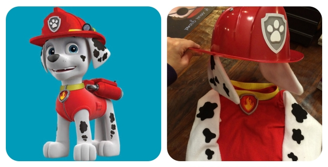 Marshall Paw Patrol Halloween Costume 2 - projectsinparenting