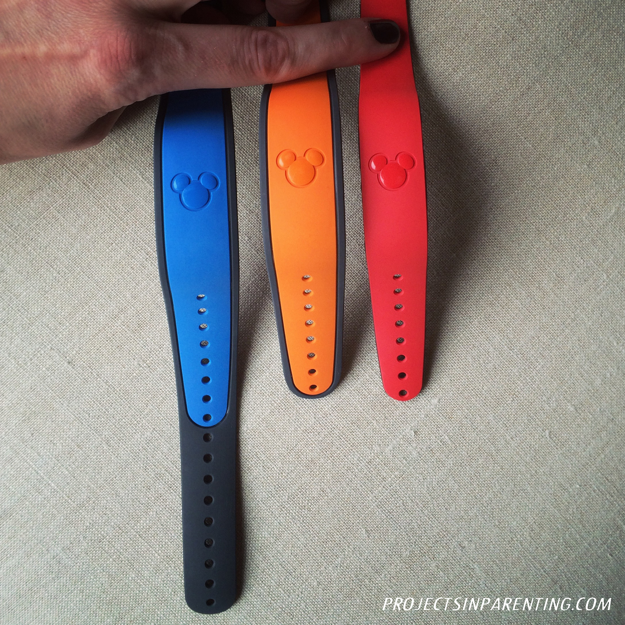 Kid Size or Small Wrist Magic Bands 2