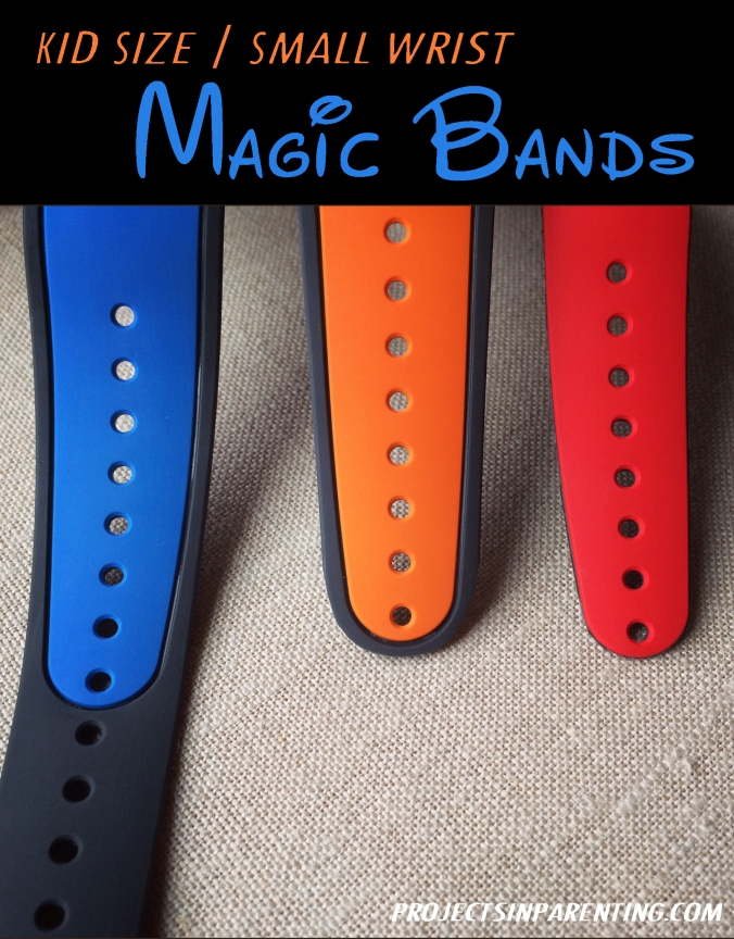 Kid Size or Small Wrist Magic Bands
