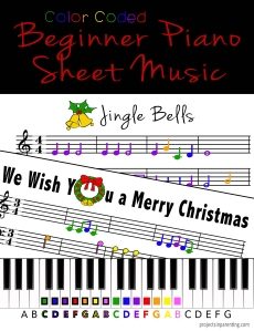 Christmas Music Music Banner