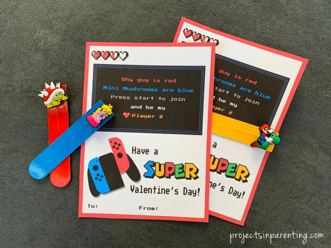 Video Game Valentine PIP